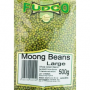Fudco Large Moong Beans (Whole Green Beans) 500g