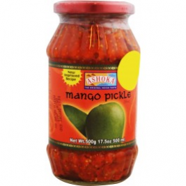 Ashoka Hot Mango Pickle 500g