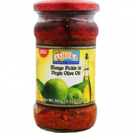 Ashoka Mango Pickle (In Olive Oil) 300g