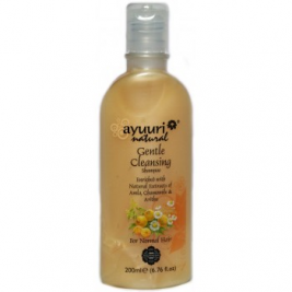 Ayuuri Gentle Cleansing Shampoo 200ml