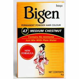 Bigen Medium Chestnut 47