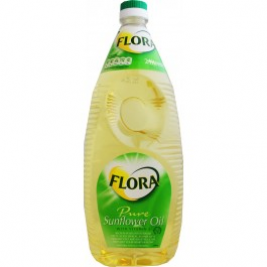 Flora Sunflower Oil 2 Ltr