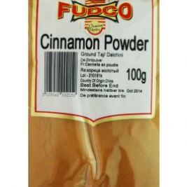 Fudco Cinnamon (Taj Powder) 100g
