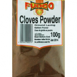 Fudco Cloves(Laving) Powder 100g