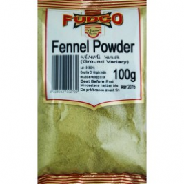 Fudco Fennel Powder 100g