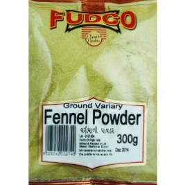 Fudco Fennel Powder 300g