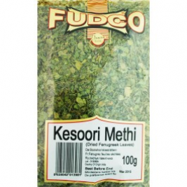 Fudco Kasoori Methi Leaves 100g