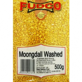 Fudco Moong Dal Washed 500g