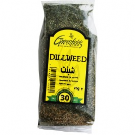 Greenfields Dill Weed 65g