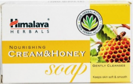 Himalaya Cream&Honey Soap 75g