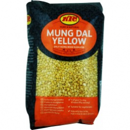 KTC Moong Dal Yellow (Brick Pack) 500g