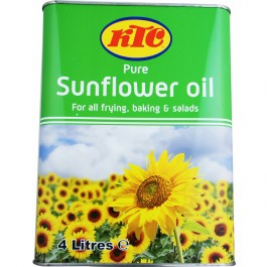 KTC Sunflower Oil 4 Ltr