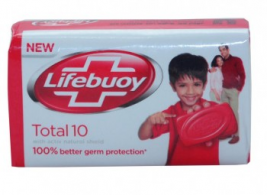 Lifebuoy Total Soap 125G