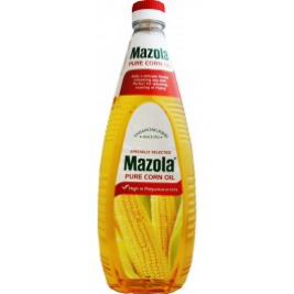 Mazola Pure Corn Oil 1 Ltr