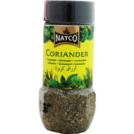Natco Coriander Leaves(Jar) 25g