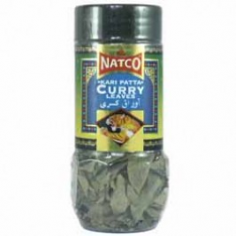 Natco Curry Leaves (Jar) 10g