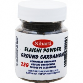 Niharti Ground Elaichi(Cardamom) Powder 28g