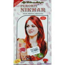 Nikhar Hair Henna