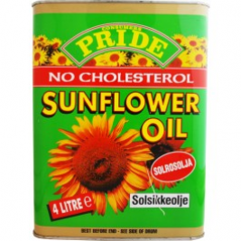 Pride Sunflower Oil 4 Ltr
