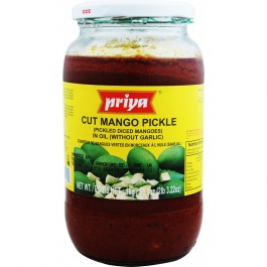Priya Cut Mango Pickle 1 Kg