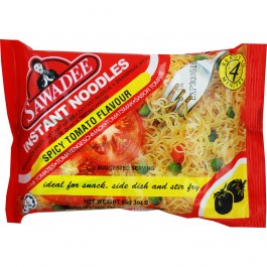 Sawadee Spicy Tomato Flavour Instant Noodles 85g
