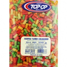 Top-op Far Far Tubes Coloured 250g