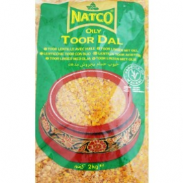 TRS Oily Toor Dal 2 Kg