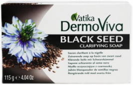 Vatika Black Seed Soap 115g
