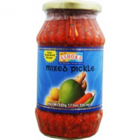 Ashoka Mixed Pickle 500g