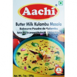 Aachi Butter Milk Kulumbu Powder 200g