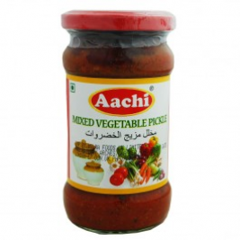 Aachi Mixed Vegetables Pickle 300g