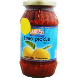 Ashoka Hot Lime Pickle 500g