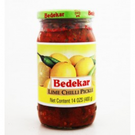 Bedekar Chilli Lime Pickle 400g