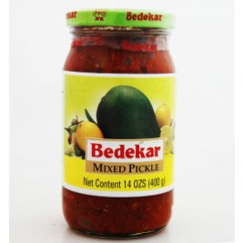 Bedekar Mixed Pickle 400g