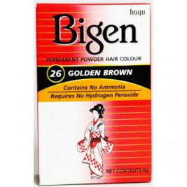 Bigen Golden Brown 26
