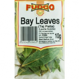 Fudco Bay Leaves (Tej Patta) 10g
