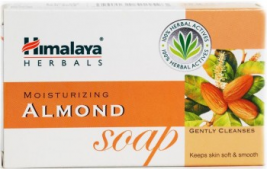 Himalaya Almond Soap 75g