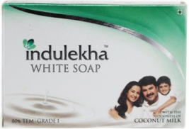 Indulekha White Soap 75g