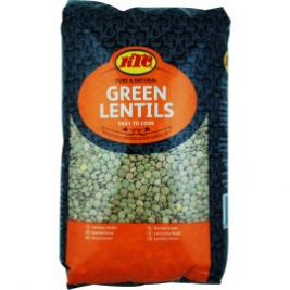 KTC Green Lentils (Brick Pack) 2 Kg