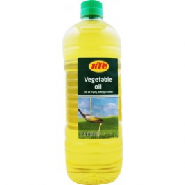 KTC Vegetable Oil 2 Ltr (PET)