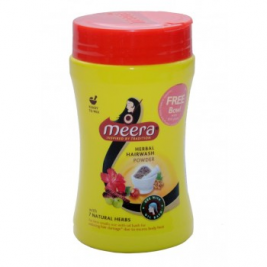 Meera Hairwash Powder 120G