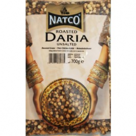 Natco Daria Dal (Roasted Unsalted) 700g