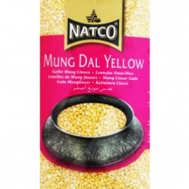 Natco Moong Dal Yellow 1 Kg