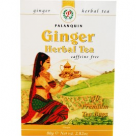 Palanquin Ginger Herbal Tea (40 bags)