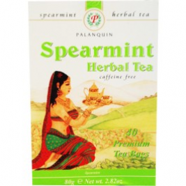 Palanquin Spearmint Herbal Tea (40 bags)