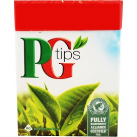 PG Tips Tea (80 bags)