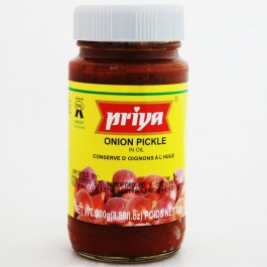 Priya Onion Pickle 300g