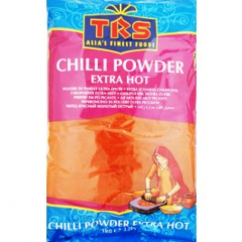 TRS Chilli Powder Extra Hot 1 Kg